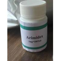 China Anastrozole / Arimidex Oral Finished Steroids For Adult Bodybuilder on sale