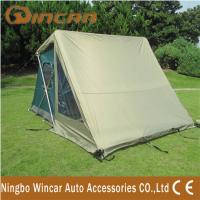 Quality 150D oxford fabric Tent and Awning green 2.5m × 2m for camping wholesale