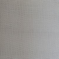 Quality white color Textilene Mesh Fabric 1X1 woven UV outdoor fabric wholesale