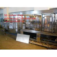China purified drinking water machine on sale