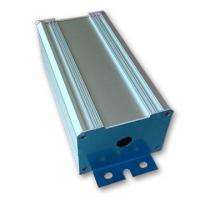Quality 43x34mm Aluminium Extruded Profiles U - Shaped Led Extrusion Profiles For LED Driver wholesale