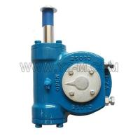China YZ Series one-stage worm gear actuator ,cast steel worm gear box ,ball valve gearbox on sale