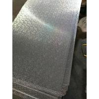 Quality High Reflective Embossed Aluminum Panels 1050 1060 With High Durability wholesale