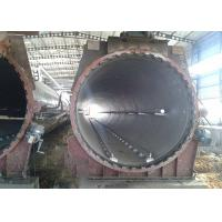 Quality Φ2.68m Steam Pressure Horizontal Cylinder Autoclave / AAC Block Plant Autoclave wholesale