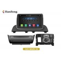 Quality Android Car Split  Stereo Car Multimedia System With Gps Mazda CX-4 Brands wholesale