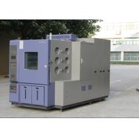 Buy cheap Temperature Rapid Rate Change Thermal Shock Test Chamber / Ess Test Chamber from wholesalers