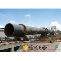 Quality 3000tpd Cement Production Line Yz4060 Dry Or Wet Method Automatic Temp Measuring wholesale