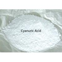 China CA Tricyanic Acid Chemical Catalyst White Powder Water Treatment Chemical on sale