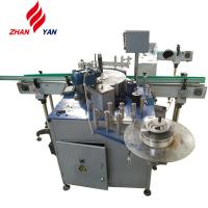China 1000kg Automatic Pet Bottle Labeling Machine For 45-100mm Bottles Diameter on sale