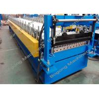 Quality Roof Panel Single Layer Roll Forming Machine , Corrugated Roll Forming Machine wholesale