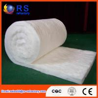 China High Heat Insulation Ceramic Fiber Blanket Roll For Industrial Furnace on sale