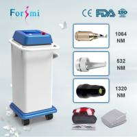 Quality High efficient 800w input power 1064nm Laser wavelength wrecking balm tattoo removal machine with CE FDA approved wholesale