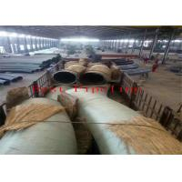 Quality PFP A53 Water Supplies Coated Steel Pipe PE 2PE Surface 4-18 mm Thickness wholesale