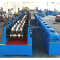 Quality Three Waves 2.5mm Guardrail Roll Forming Machine wholesale