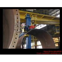Cheap Middle Duty 5 * 5m Welding Column and Boom For Steel Pipe / Tank Movable Welding for sale