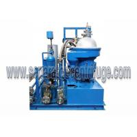 Quality Separator - Centrifuge For 4000 LPH Partial Discharge lube Oil Recycling Plant wholesale