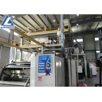 Buy cheap 1600mm S Spunbond Nonwoven Machine / Spunbond Nonwoven Fabric Machine High from wholesalers