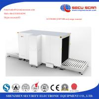China Multi - Energy X Ray Security Inspection System For Cargo With 2000kg Load In Nuclear Power Station / Railways on sale
