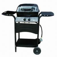 Quality Gas Grill Deluxe/Gas Barbecue Big Size/Gas BBQ Grills Trolley, Gas Grills Reviews, Ducane Gas Grill wholesale