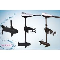 China POER 12V 54LBS Electric Trolling Motor For Inflatable Boat / Kayaka on sale