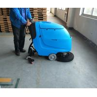 China Single Brush Battery Powered Floor sweeper For Workshop Low Noise on sale