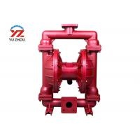 China 11/2Inch Pneumatic Diaphragm Pump For Chemical Sewage Customized Color on sale