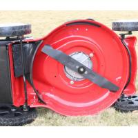 Quality Remote Control Petrol Self Propelled Lawn Mower For Courtyards / Streets / Parks wholesale
