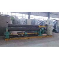 Quality 245MPa Roll Bending Machine Mechanical Structure One Year Warranty wholesale