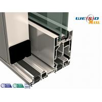 Quality AA6061 T6 Aluminium Extruded Profile Powder Coated For Doors wholesale