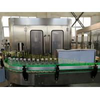 Quality Stainless Steel Beverage Filling Equipment / Liquid Bottle Filling Machine wholesale