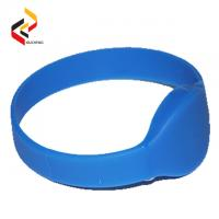Quality Cheap price children tracking RFID silicone wristband/Medical intelligent wristband wholesale