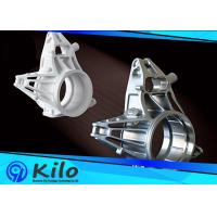 China High Precision Die Casting Parts Aluminum Motor Accessories 0.02-0.1mm Tolerance on sale