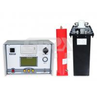 Quality VLF AC Hipot Tester , High Voltage Tester wholesale