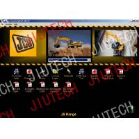 Quality Auto Diagnostics Software JCB Servicemater 2 v8.1.0 With Multi Language Editing Tool wholesale