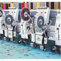 Quality MODERN XD 606 Coiling Mixed Head Embroidery Machine wholesale