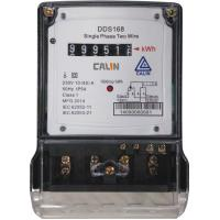 Quality Compact Mini Single Phase Electric Meter Extended Terminal Cover Killowatt Meter wholesale