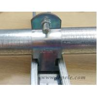 Quality 20mm 25mm 32mm Electronic BS4568 Conduit Strut Clamp Thickness 1.5m 2.0mm wholesale