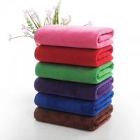 Quality Microfiber Filling Hotel Collection Bath Towels Rectangle Shape 1200g wholesale