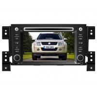 Quality Suzuki Vitara Car GPS Navigation System With DVD-R / VCD / CD / CD-R wholesale