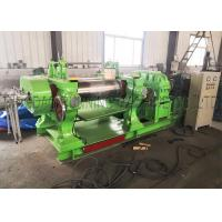 China Water Cooling Type 16 Inch Open Type Rubber Mixing Mill Machine Use Hard-Teeth Gearbox on sale