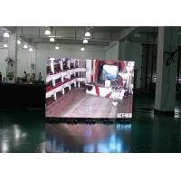 China Full Color indoor Portable SMD static RS232 led display screen scrolling on sale