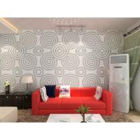 Cheap Wall Art 3D Living Room  Wallpaper , Fashion Ceiling Mural Wall Tiles for Hotels or Restaurant for sale
