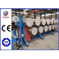 Quality PLC / Manual Type Batch Off Machine High Configuration Cooling Drum Type wholesale