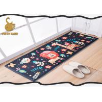 Quality Water Resistant Outdoor Needle Punched Kids Floor Rugs Good Wearability wholesale
