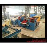 Quality Heavy Duty H Beam Straightening Machine With Hydraulic Pump for Large Flange wholesale