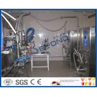 China Industrial 1000l Ice Cream Making Machine For Ice Cream Processing Line on sale