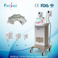 China 2 handle cryo machine Cellulite Reduction Cryolipolysis Coolsculpting Freezing Fat Machine on sale