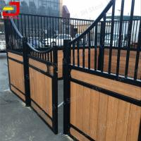 Quality Standard Horse Stall Panels Horse Stable Equipment Indoor Safety wholesale