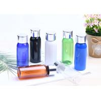China Cosmetic Packing Empty Plastic Bottle Pet Pp Material Small Capacity 30ml on sale