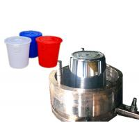 Quality High Precision Plastic Bucket Mould 300 Thousand Times Life Time Corrosion Resistance wholesale